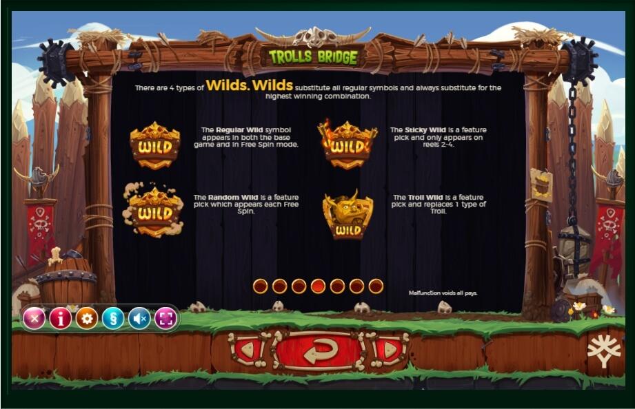 Play The New Trolls Bridge 2 Slot At Any Yggdrasil Gaming Online Casinos