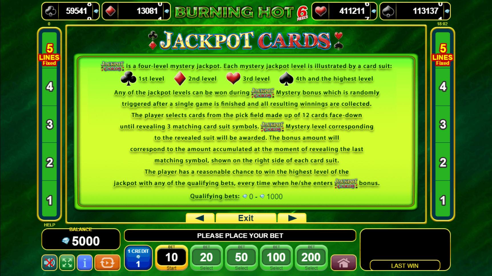 6 Reel Slots Online - Play Free