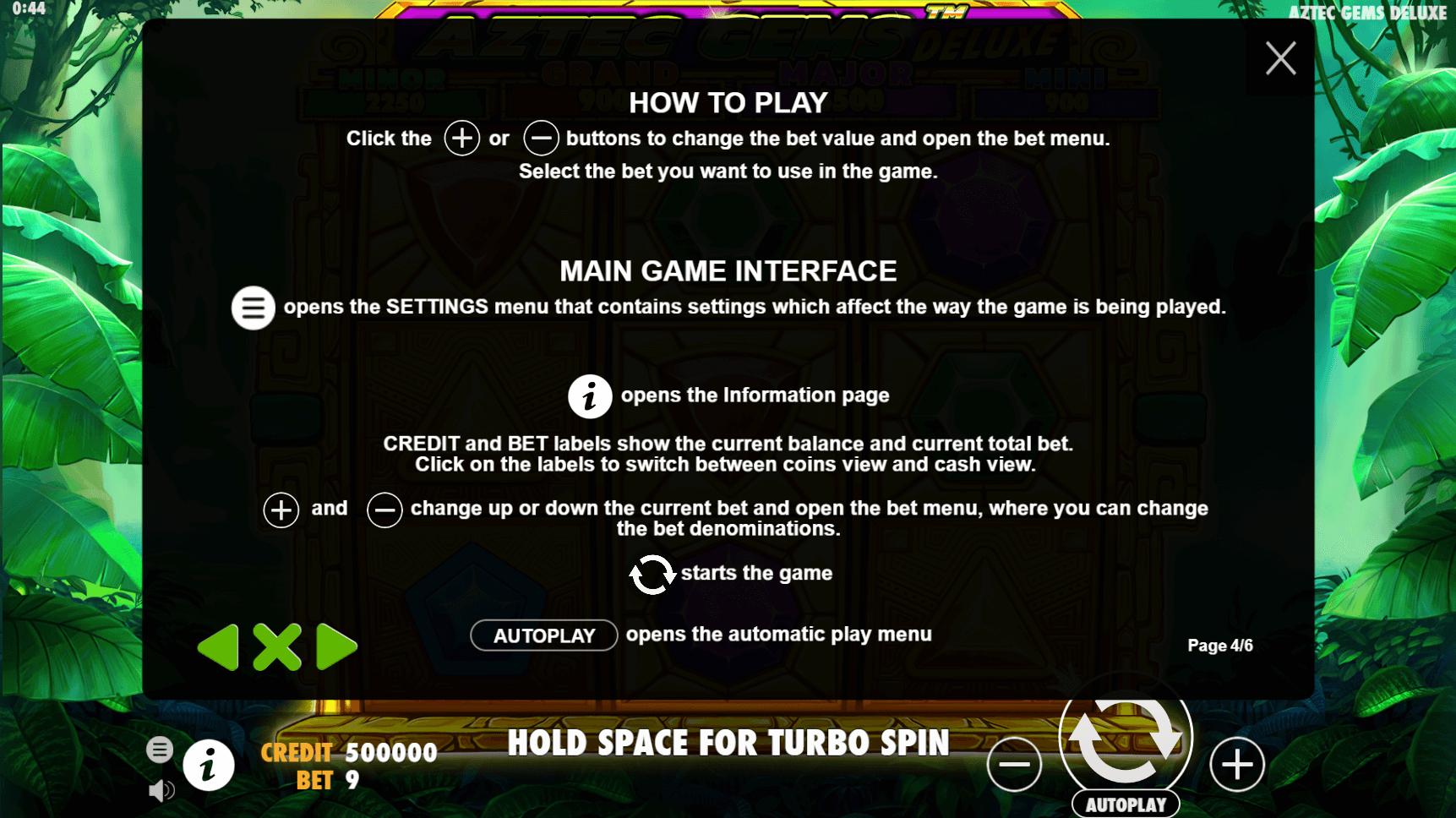 Play Aztecs Treasure Feature Guarantee Slot Machine Free with No Download