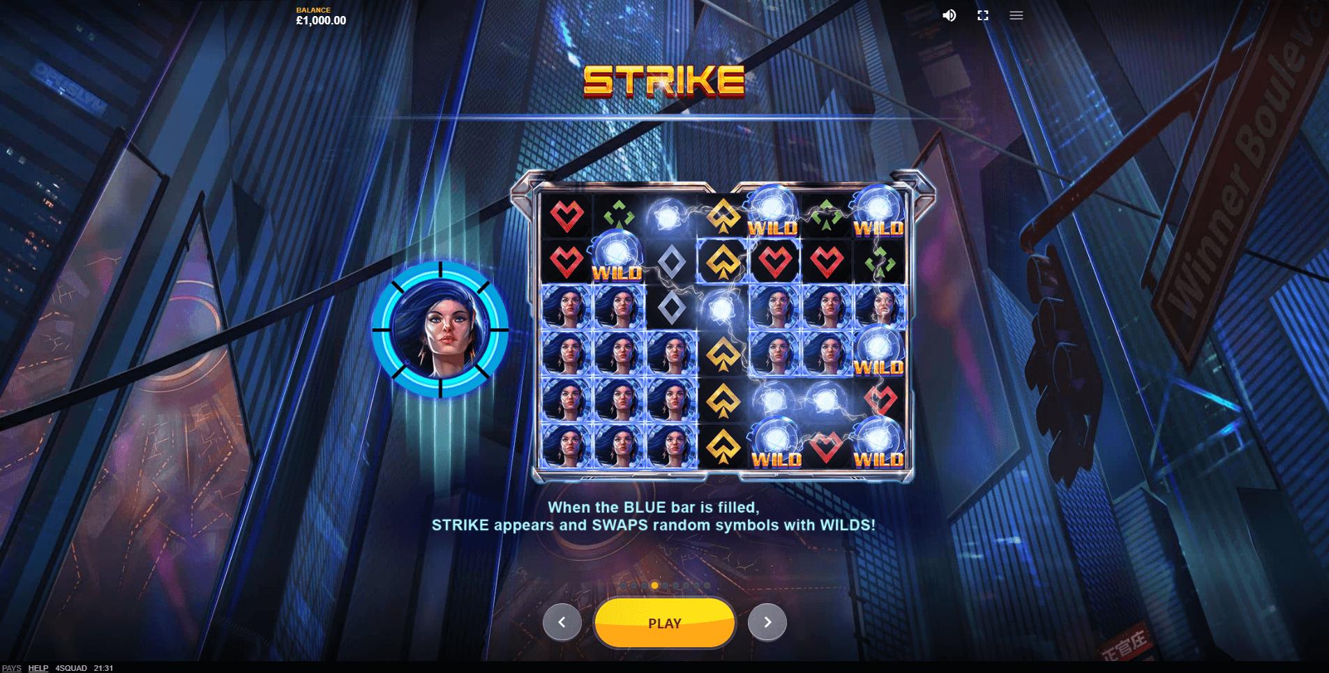 4Squad Slot Machine