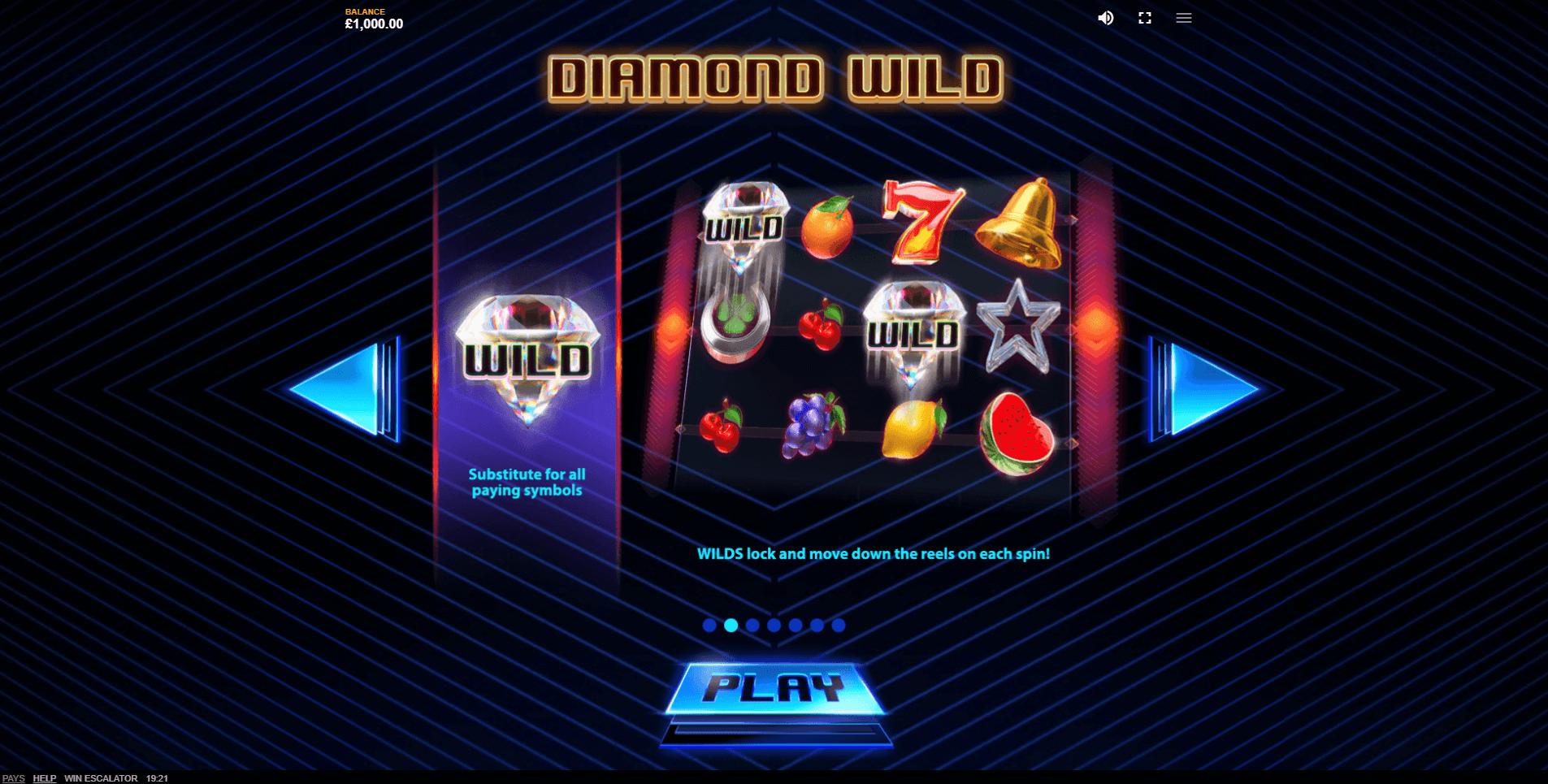 Win Escalator Slot Machine