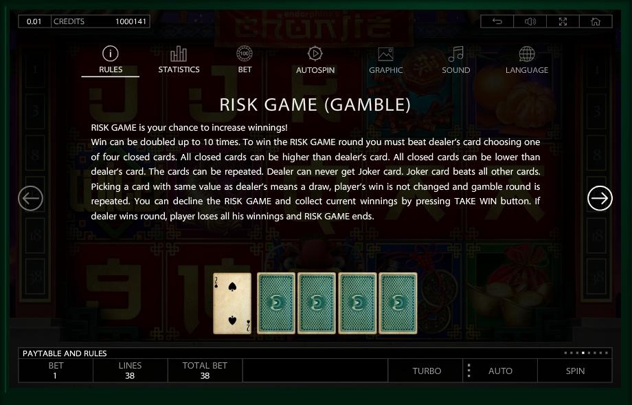 Chunjie Slot Machine