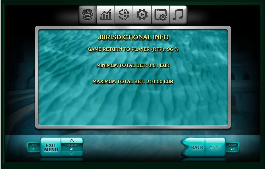 2016 gladiators slot slot machine detail image 0