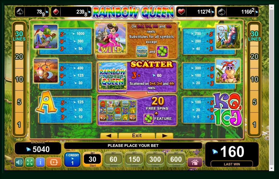 Free Slots Queen