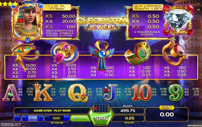 Entertainment ucretsiz cleopatra jewels slot machine online gameart milwaukee