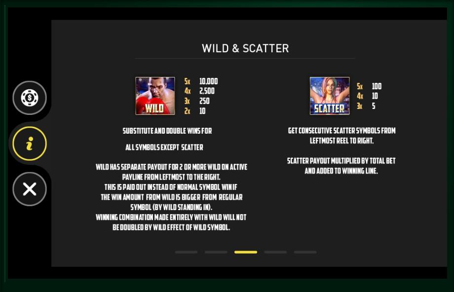 Boxing Slot Machine