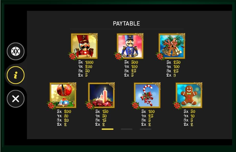 The Nutcracker Slot Machine