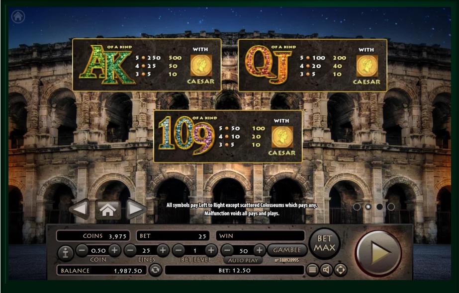 Roman Empire No Registration Slot