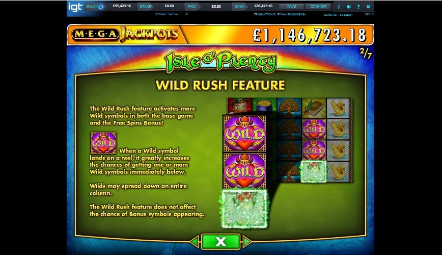 isle o' plenty slot machine detail image 5