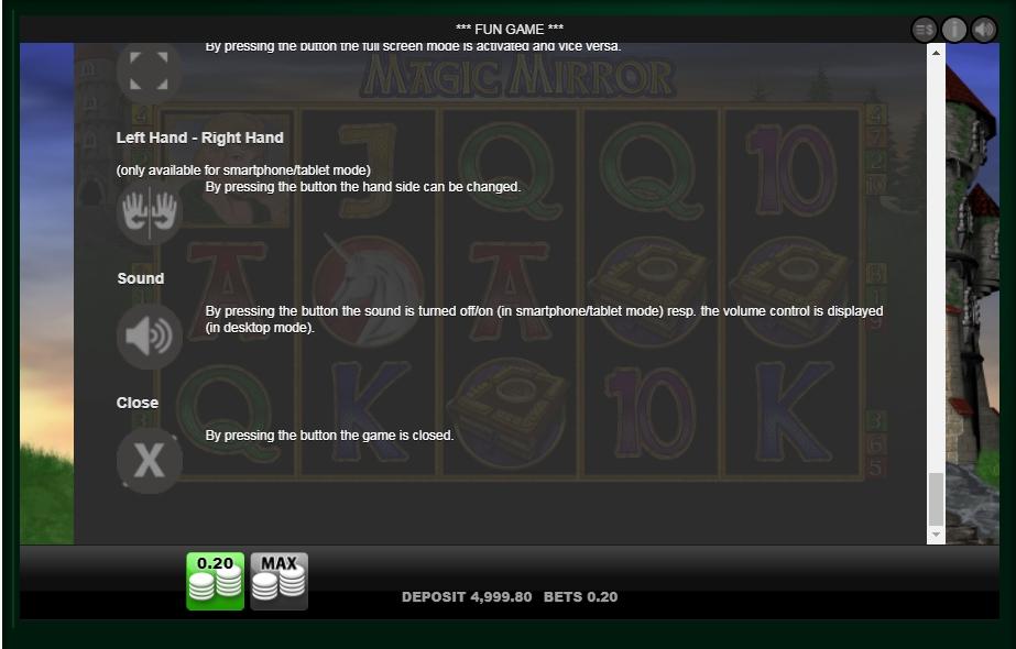 magic mirror slot slot machine detail image 8