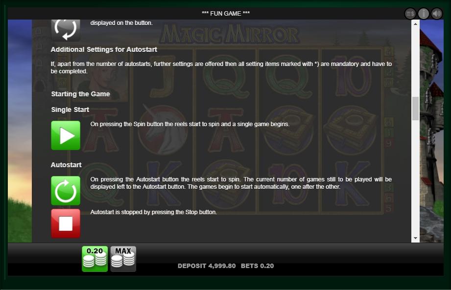 magic mirror slot slot machine detail image 4
