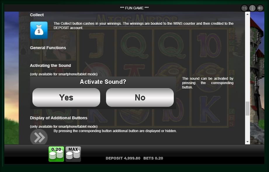 magic mirror slot slot machine detail image 1