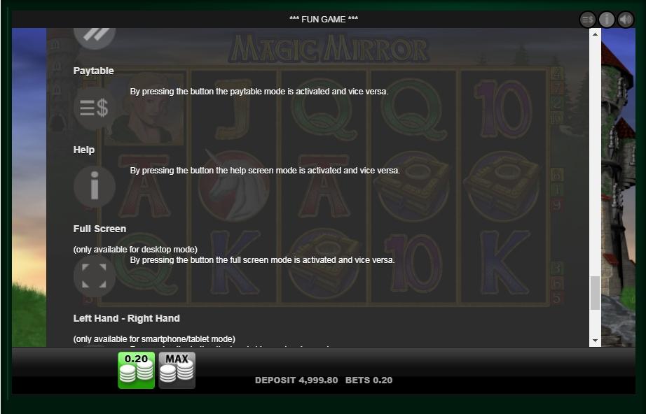 magic mirror slot slot machine detail image 0
