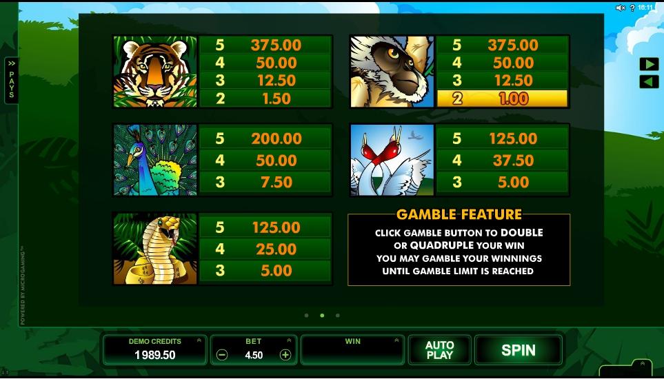 adventure palace slot machine detail image 1