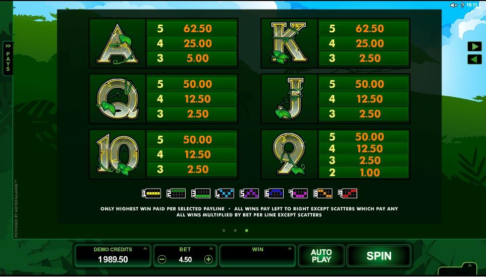 adventure palace slot machine detail image 0