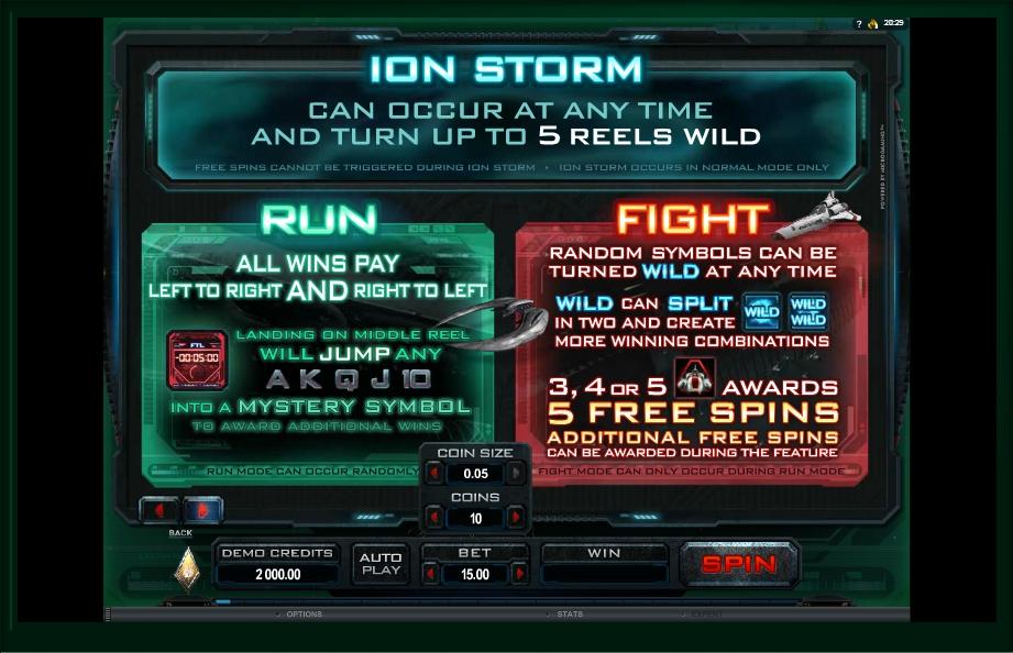 battlestar galactica slot machine detail image 3