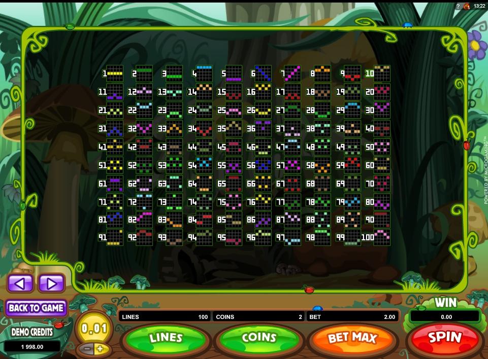cashapillar slot machine detail image 0