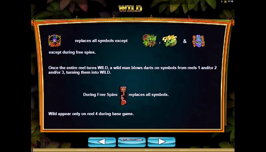 conga party slot machine detail image 3