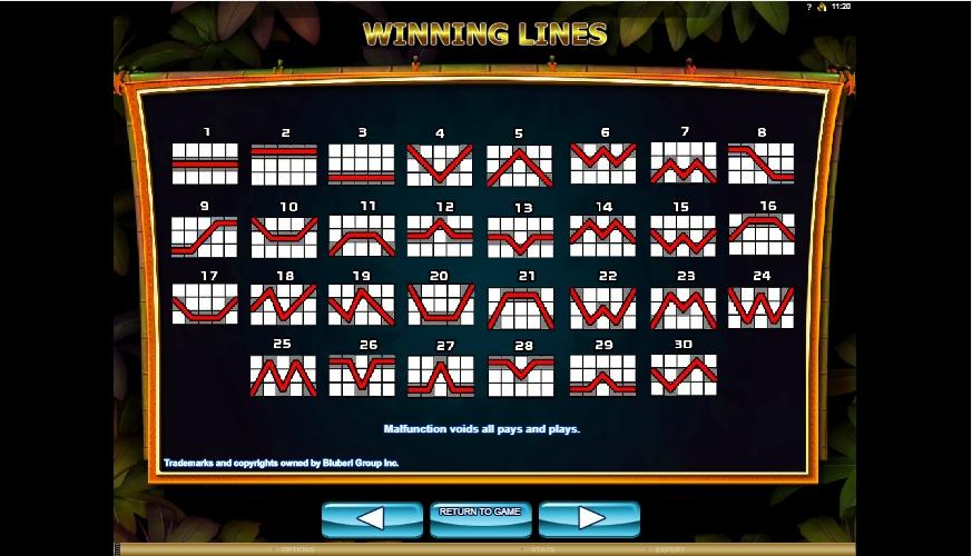 conga party slot machine detail image 0