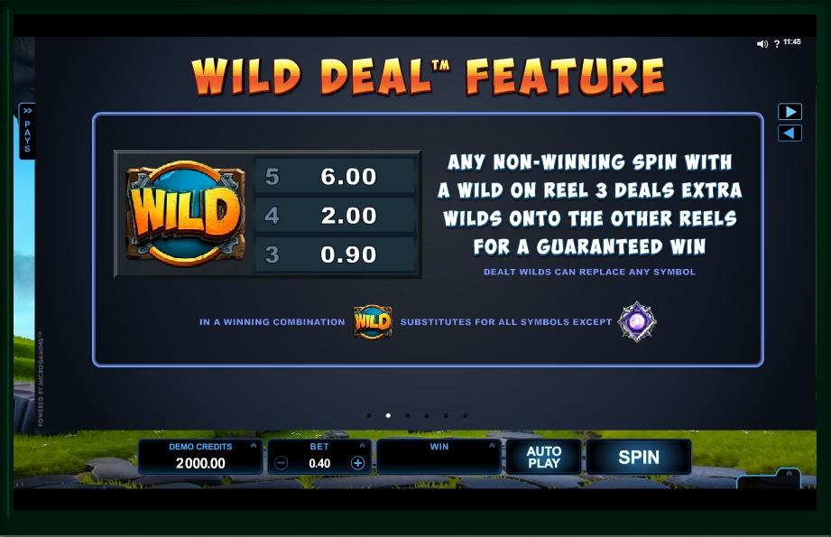 dragonz slot machine detail image 4