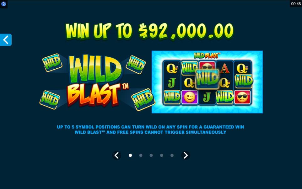 emoticoins slot machine detail image 4