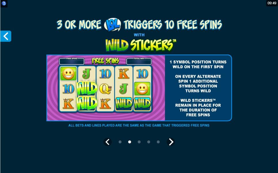 emoticoins slot machine detail image 3