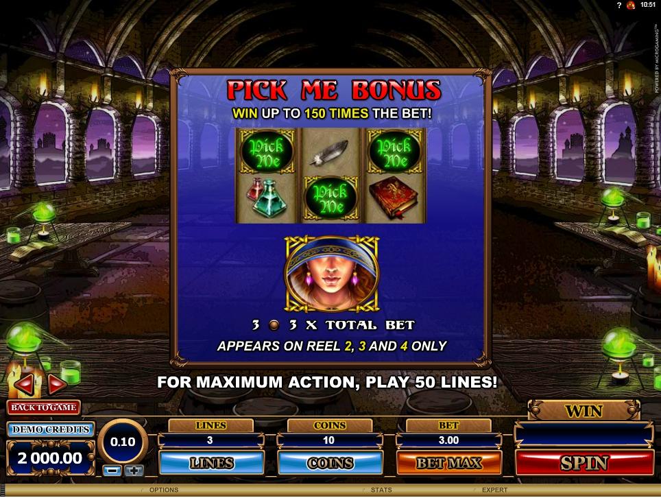 great griffin slot machine detail image 3