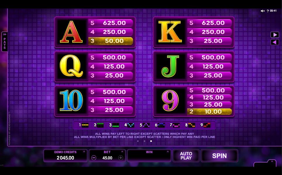 Karaoke Party Slot Machine