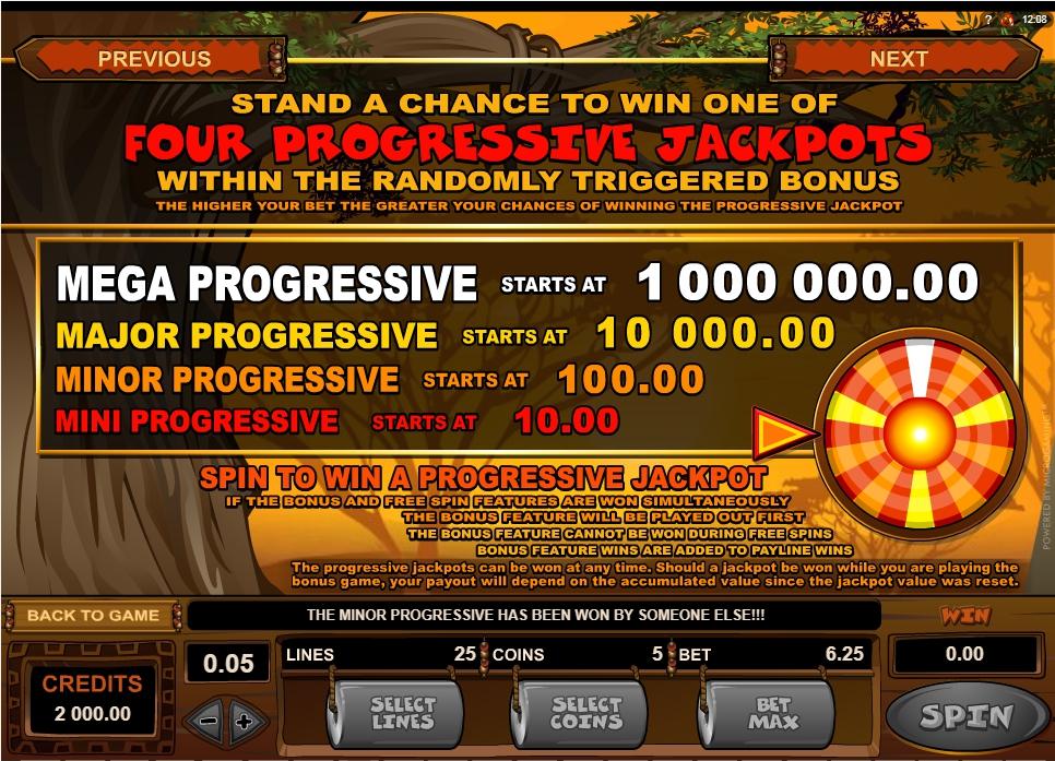 mega moolah isis slot slot machine detail image 5