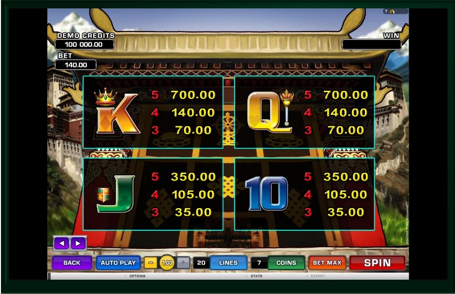 paradise found slot machine detail image 1