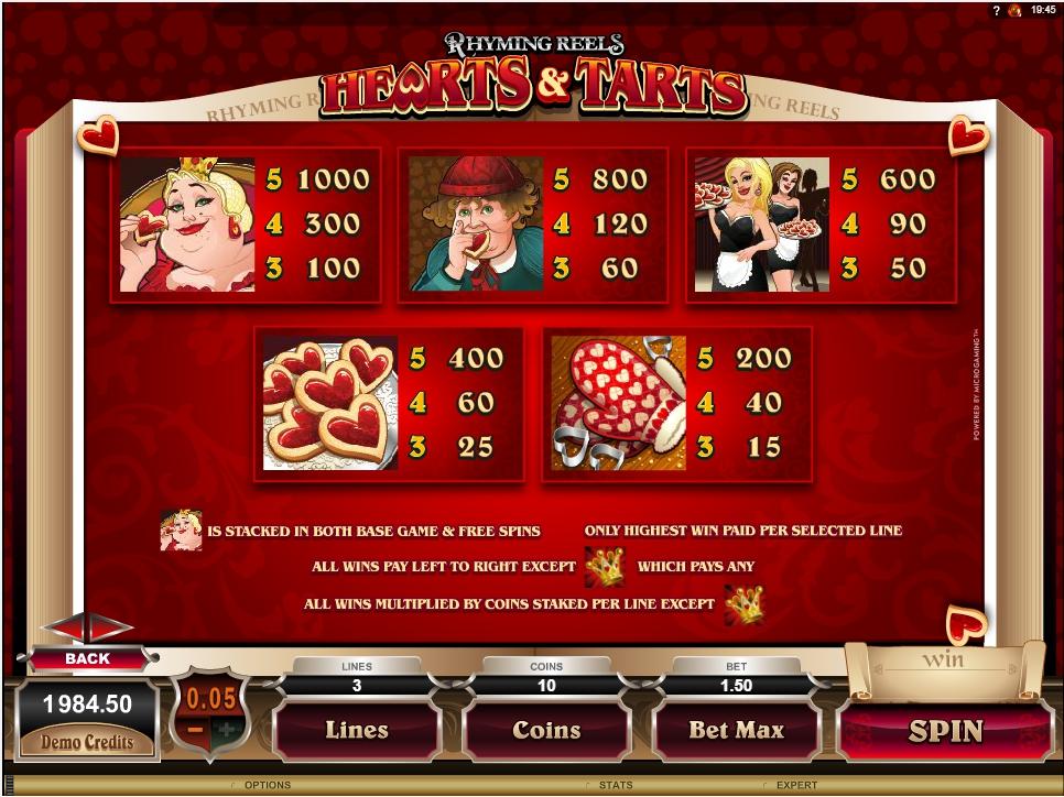 Free Online Slots Queen Of Hearts