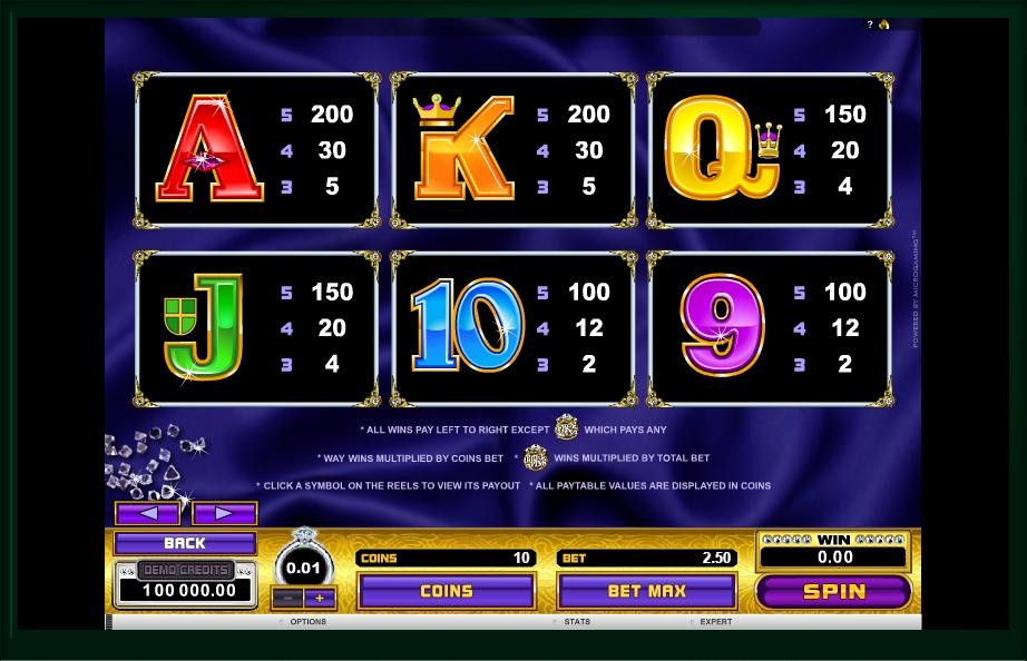 reel gems slot machine detail image 0