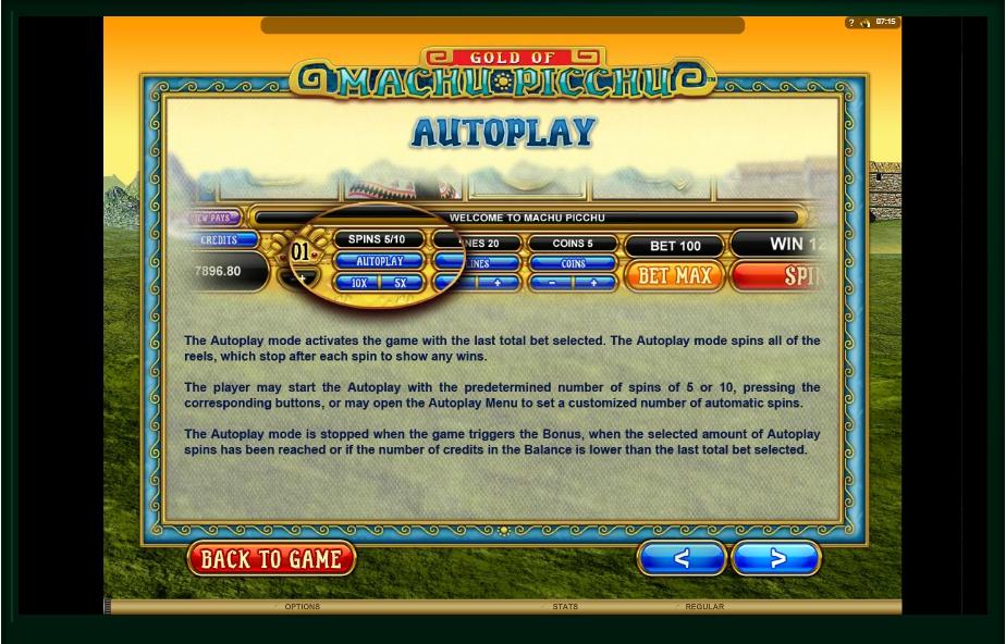 serenity slot machine detail image 5