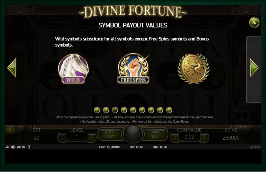Spiele Divine Fortune - Video Slots Online