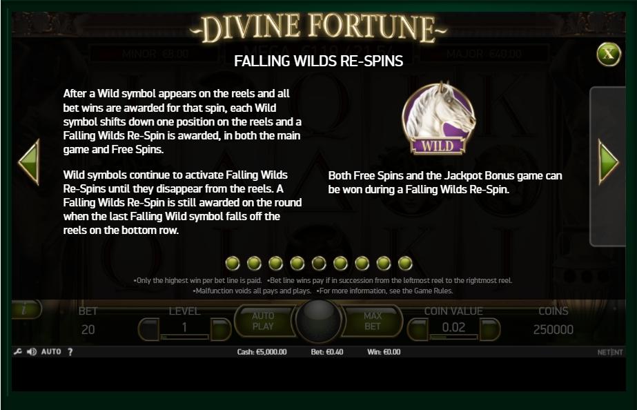 divine fortune slot machine detail image 4