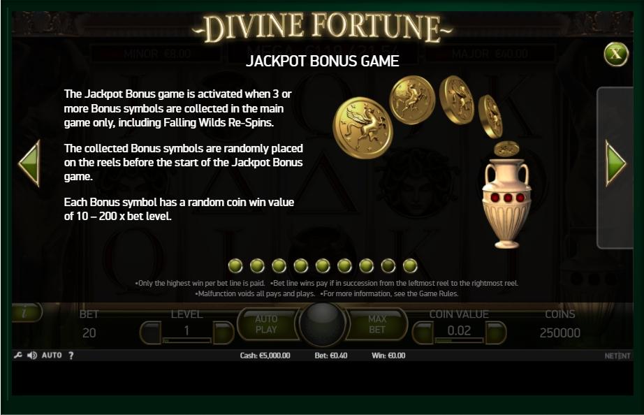 divine fortune slot machine detail image 1