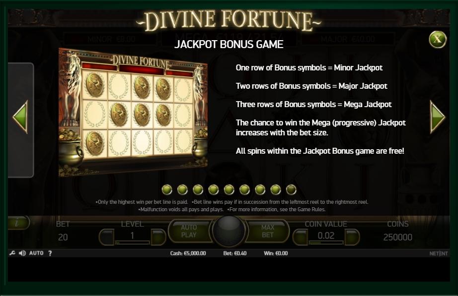 divine fortune slot machine detail image 0