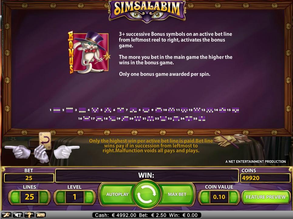 simsalabim casino