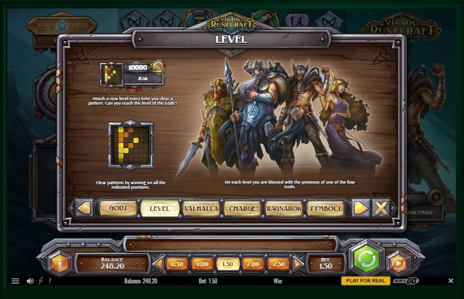 Viking Runecraft No Download Slot