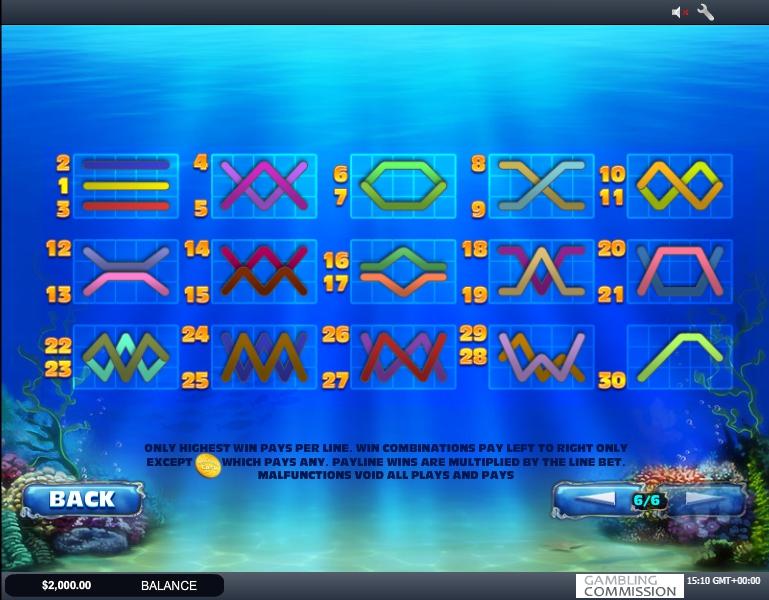 dolphin cash slot machine detail image 0