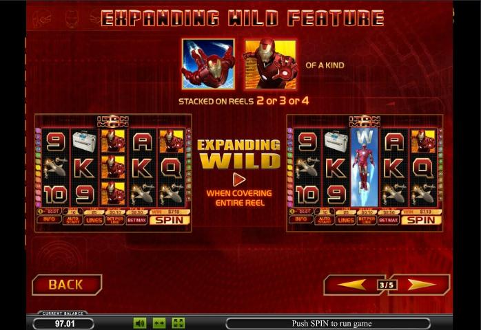 Free Slots Iron Man