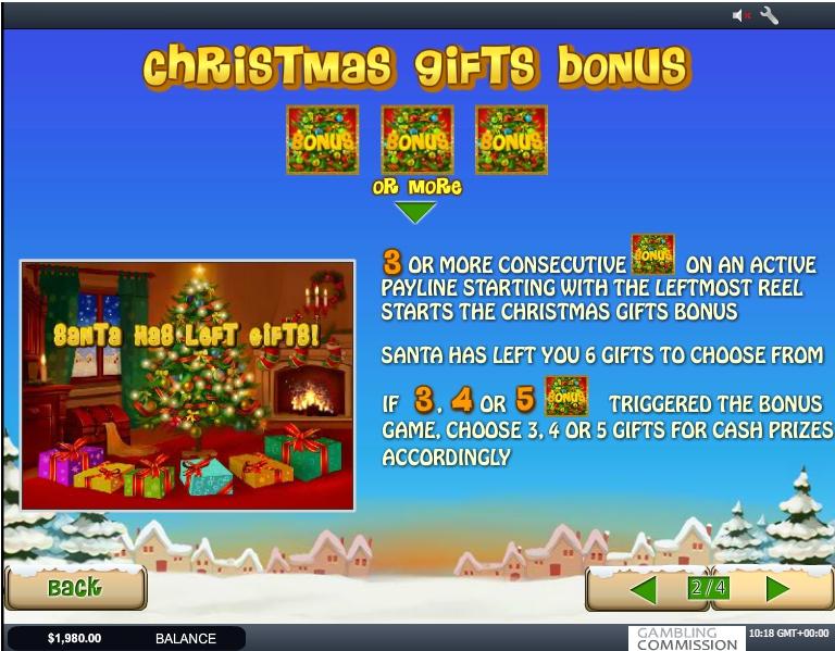 Santa Surprise Slot Machine