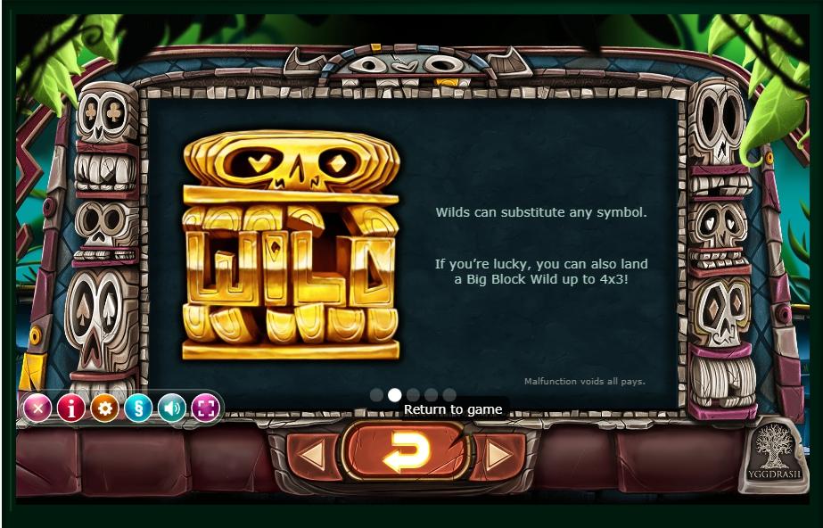 big blox slot machine detail image 3