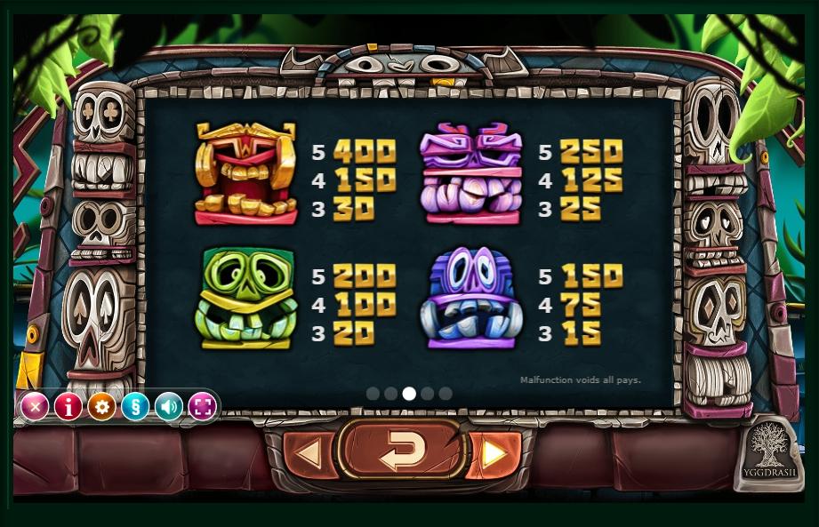 big blox slot machine detail image 2