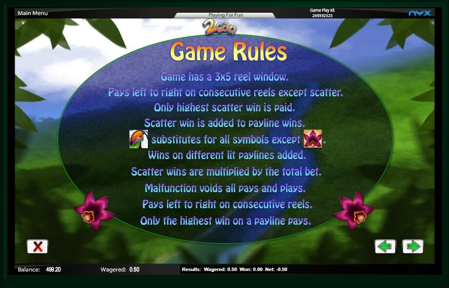 2can slot machine detail image 2