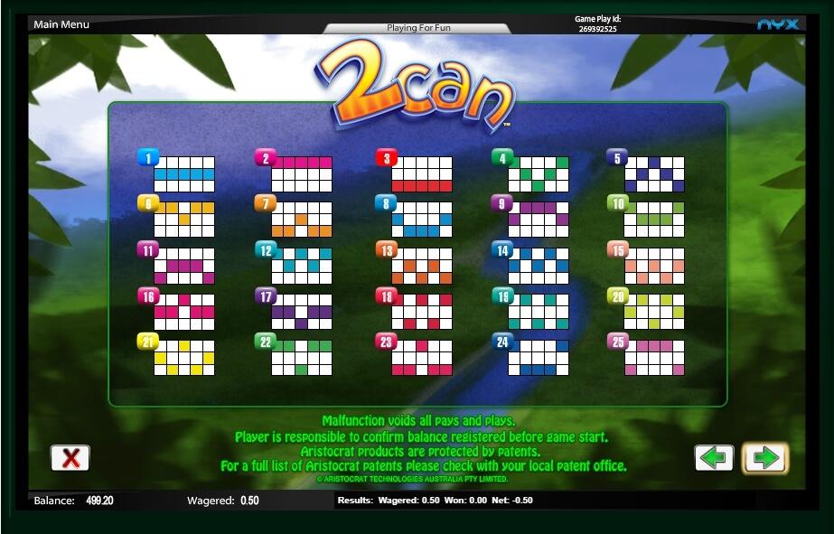 2can slot machine detail image 0