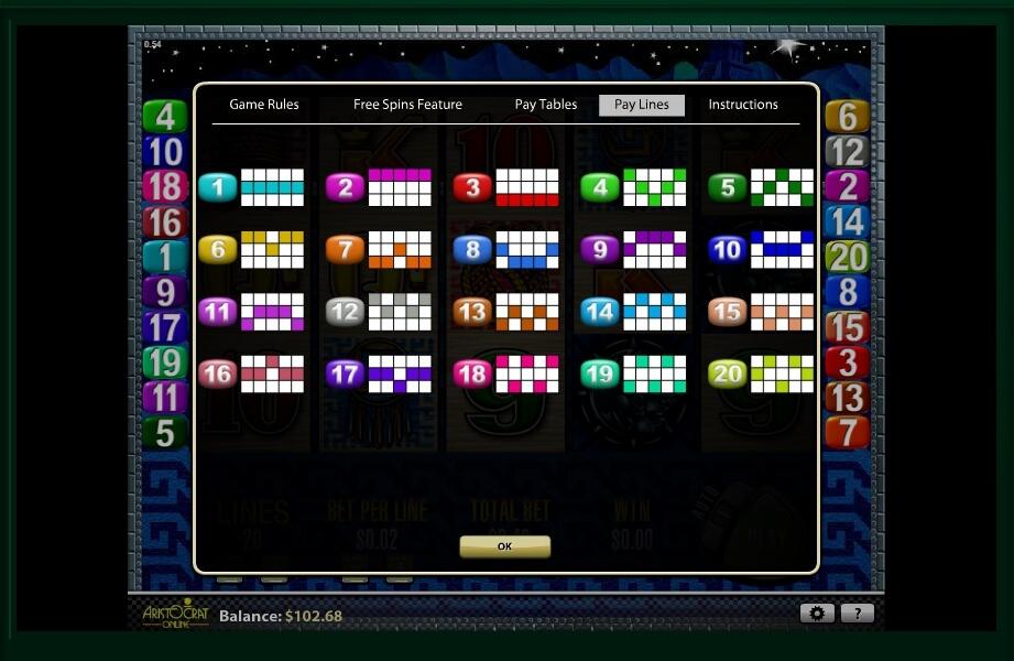 Sun And Moon Slot Machine ᗎ Play Free Casino Game Online