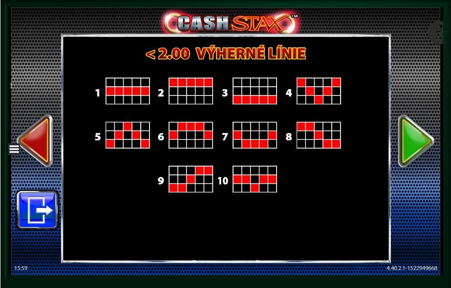 Bowling cash stax slot machine online barcrest hit powers unit