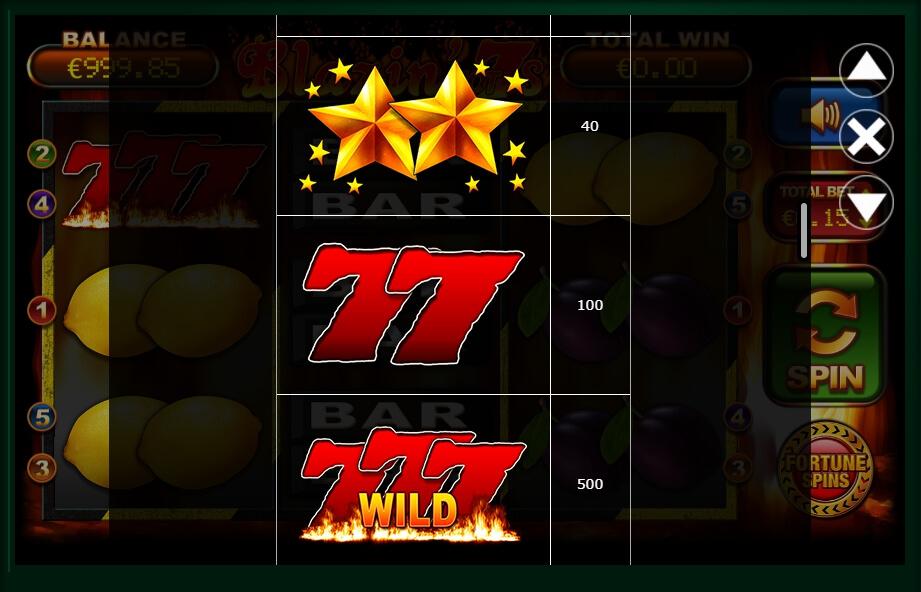 Spiele Blazin Hot 7s - Video Slots Online
