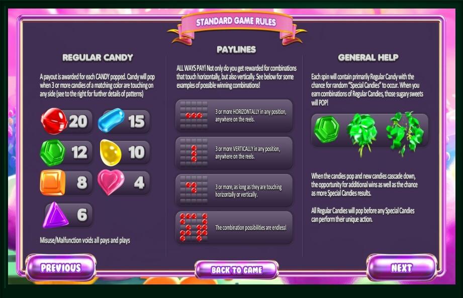 SugarPop 2: Double Dipped Slot Machine